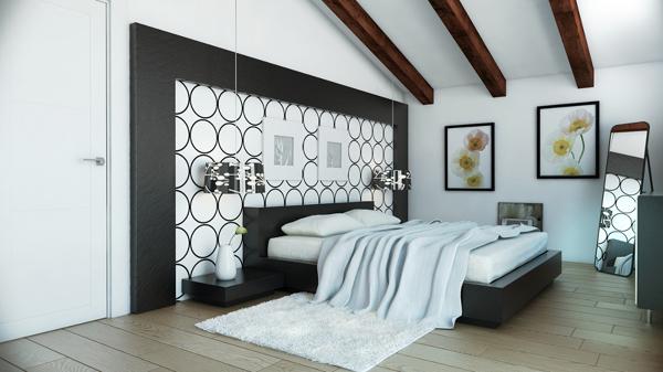 Foto: Dormitorio Minimalista de Mhelorza Arquitectos #137416 ...
