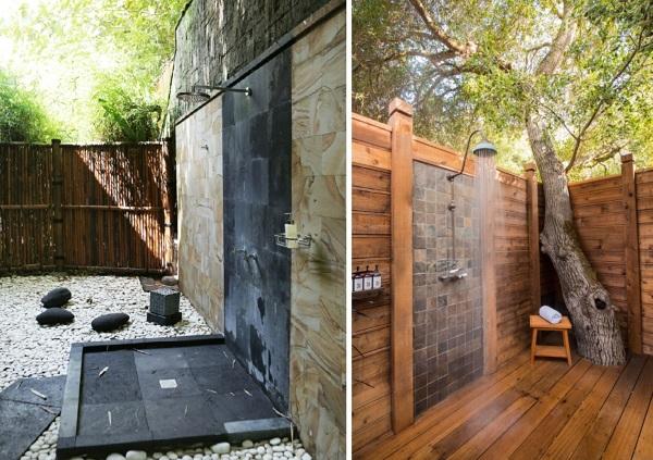 Foto duchas escondidas jardin de miriam mart 878652 habitissimo - Docce per piscine esterne ...