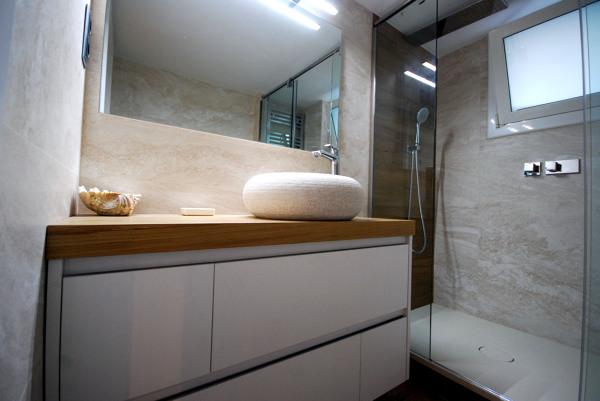 Baño Carlos y Rosa, Barcelona