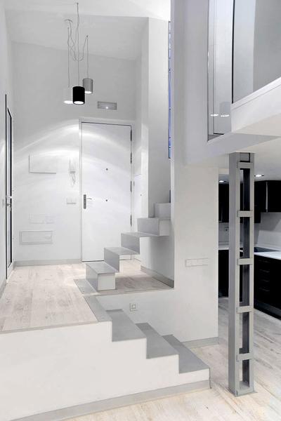 Foto escaleras canarias house de m a a u 664408 - Escaleras para duplex ...