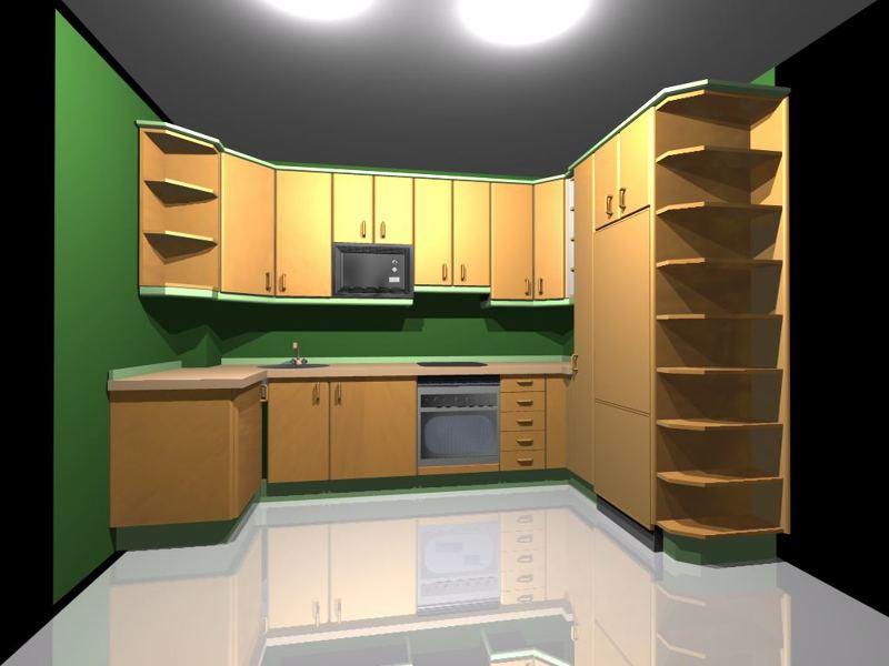 Foto especialistas en muebles de cocina de astormueble for Cocinas jaen fabrica