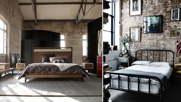Foto estilo industrial dormitorio de miriam mart 911872 habitissimo - Dormitorios estilo colonial ...