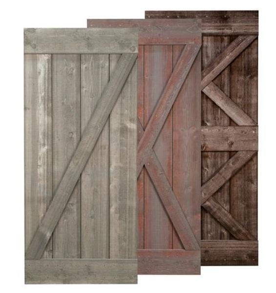 Foto fabricaci n espa ola de puertas tipo granero z de for Puertas tipo granero