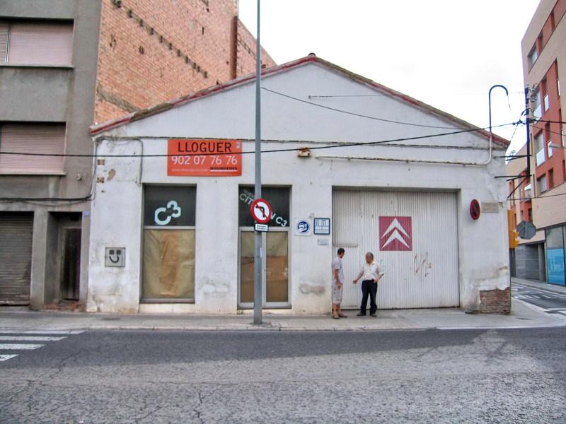 Foto fachada bicicletes escapa en carretera barcelona con - Calle montserrat barcelona ...