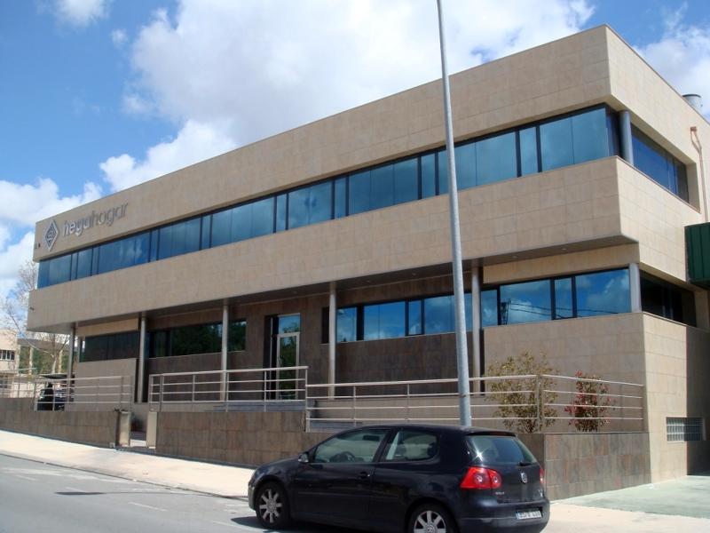 Foto fachada oficinas de promogal andr s gallego s l for Fachadas para oficinas