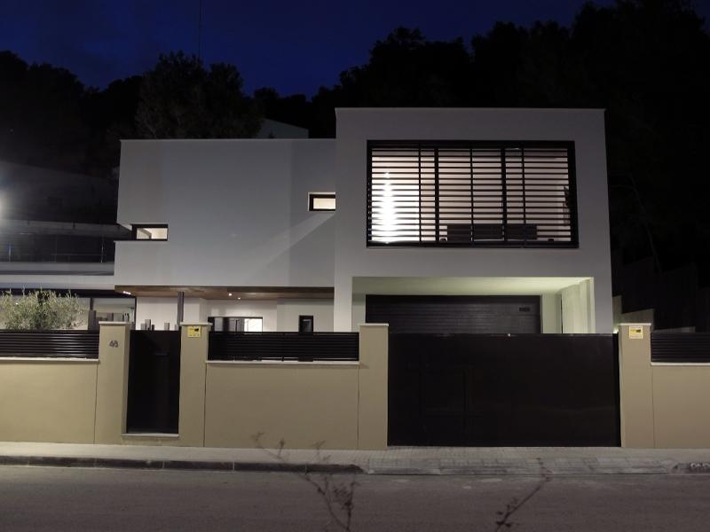 Foto fachada principal de sans arquitectes 301287 habitissimo - Sans arquitectes ...