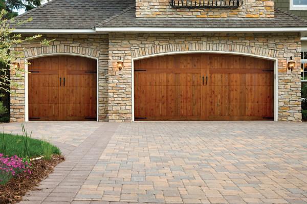 Foto garaje doble de mahico soluciones 915717 habitissimo - Puertas para cocheras ...