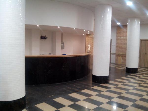 hall recibidor Foto Hall Recibidor De Jos Carlos Espinosa 935294