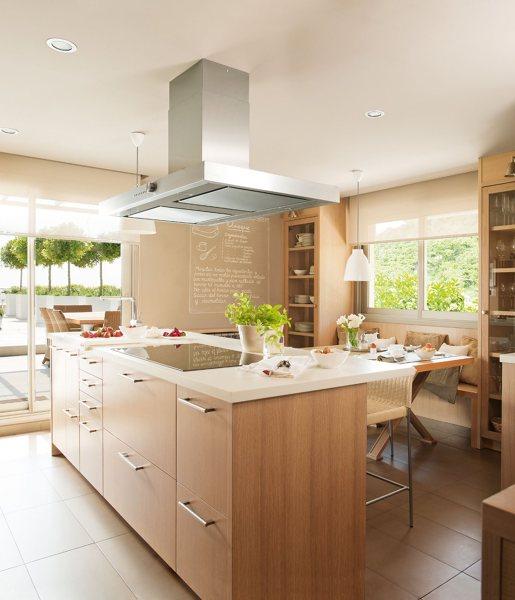 Que Tipo De Luz Debo Elegir Para Mi Cocina Ideas Decoradores - Luces-cocina