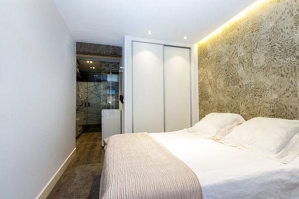 Iluminación dormitorio principal