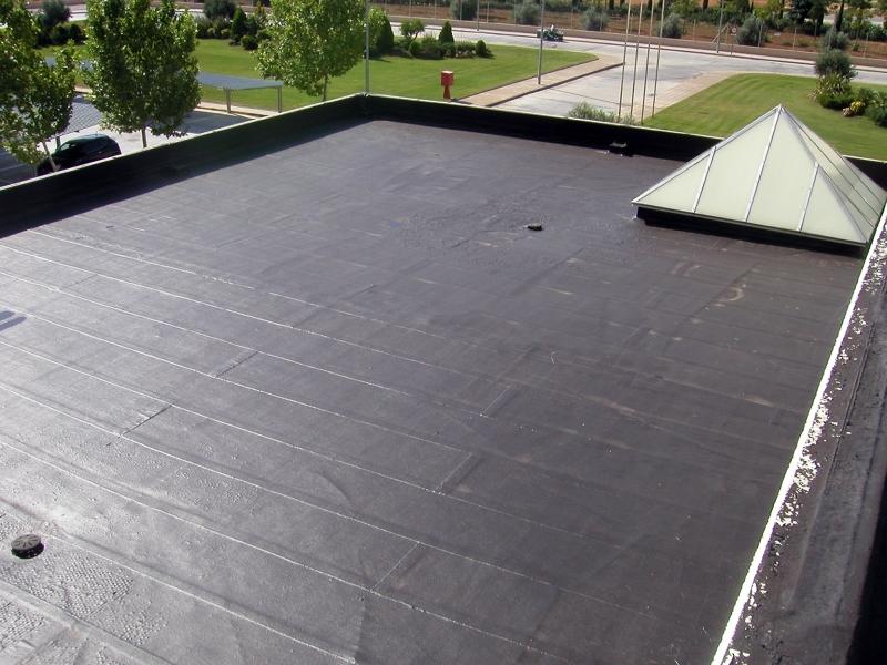 Foto impermeabilizacion cubierta plana de cubiertas - Tipos de impermeabilizacion ...