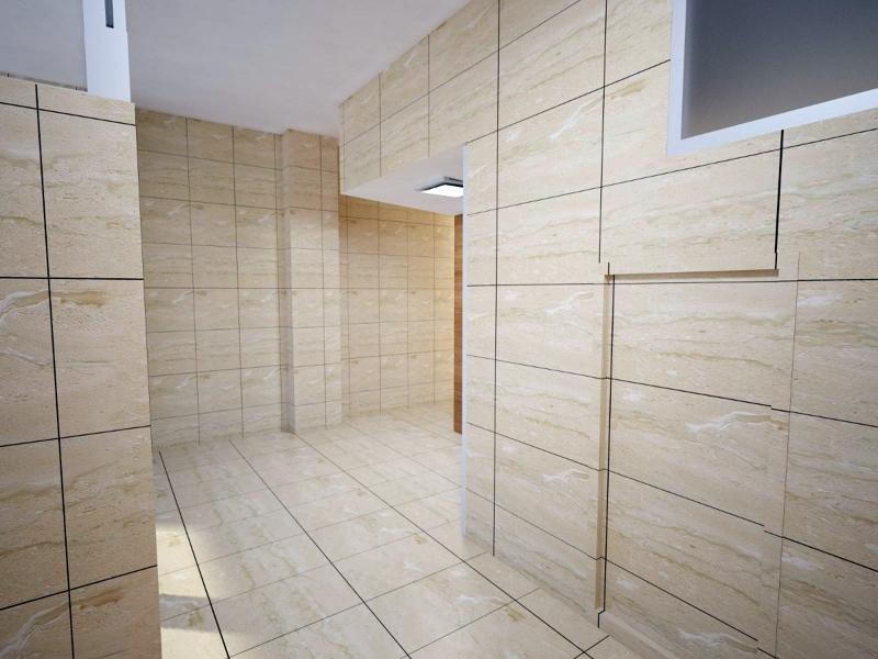Foto infografia interior del portal de mcrarquitectos for Portal del interior
