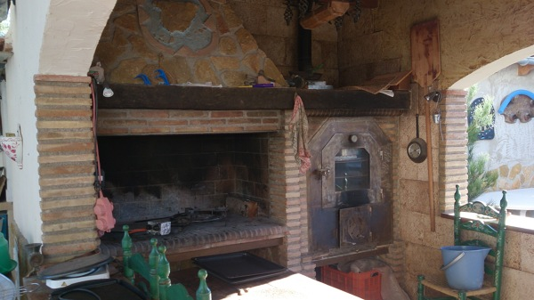Foto interior barbacoa de sering 823821 habitissimo - Barbacoa de interior ...