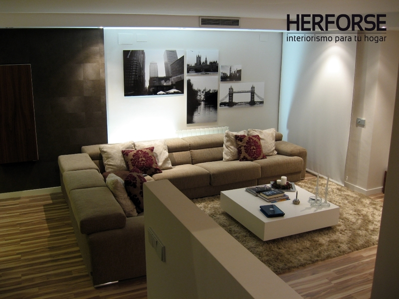 Foto Interiorismo Valencia Salon De Muebles Herforse