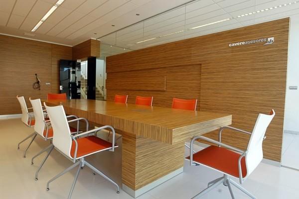 Foto interiorismo y reformas de oficinas en salamanca for Oficina empleo salamanca