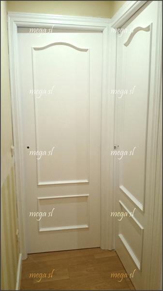 Foto lacar puertas en blanco de mega s l 690911 - Lacar puertas blanco ...
