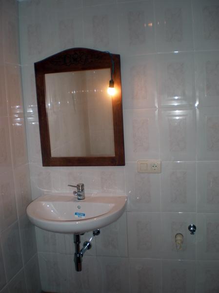 foto lavabo victoria sin pie de corema construcciones ForLavabo Sin Pie