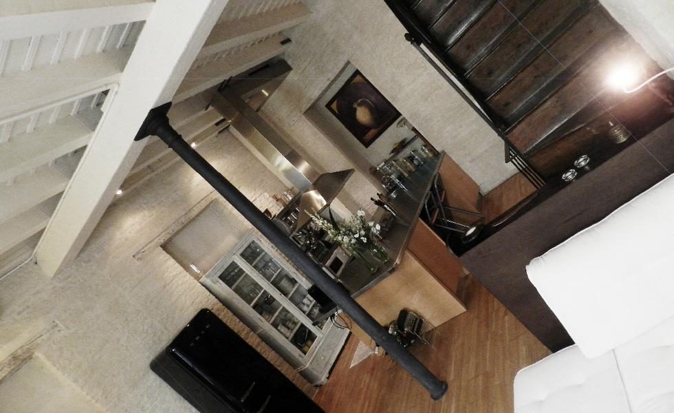 Foto loft en el centro de sevilla de agivala 414524 - Loft en sevilla ...