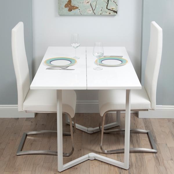 Foto mesa comedor plegable de miriam mart 771326 for Patas de mesa plegables