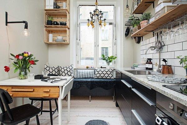 7 Consejos para Sobrevivir en una Cocina Pequeña | Ideas ...