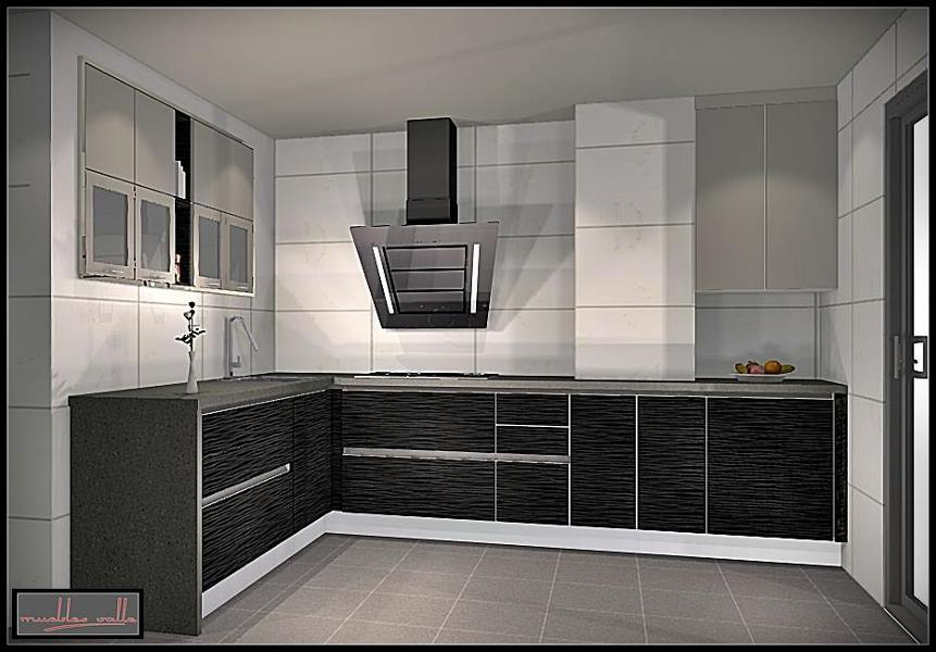 Foto mobiliario cocina de muebles valle 403907 habitissimo for Mobiliario cocina