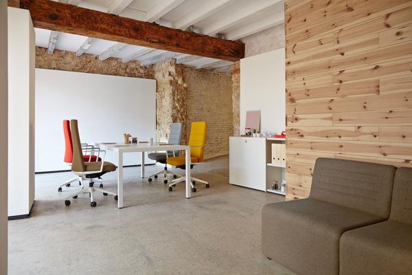 Foto mobiliario oficina de interdecor interiorismo y for Mobiliario de oficina bilbao