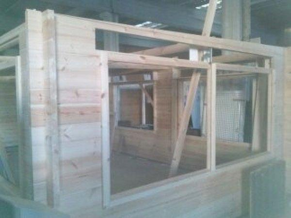 Foto montaje casa madera de reformas integrales julio y - Montaje casa de madera ...