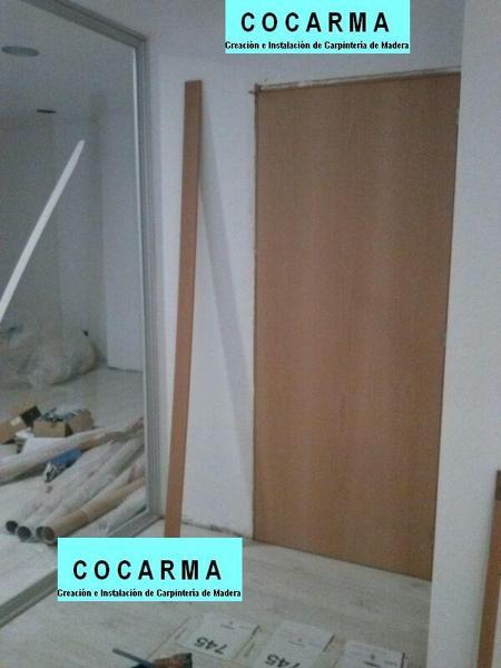 Foto montaje de puertas de cocarma colocaci n de - Montaje de puertas ...