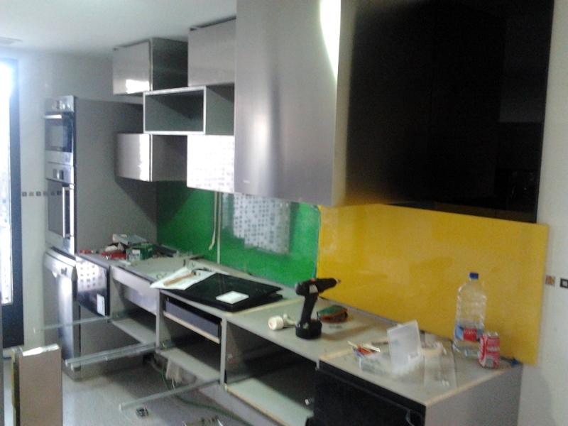 Foto: Montaje Muebles de Cocina 24 de Vertegar XXI, S.L. #242253 ...