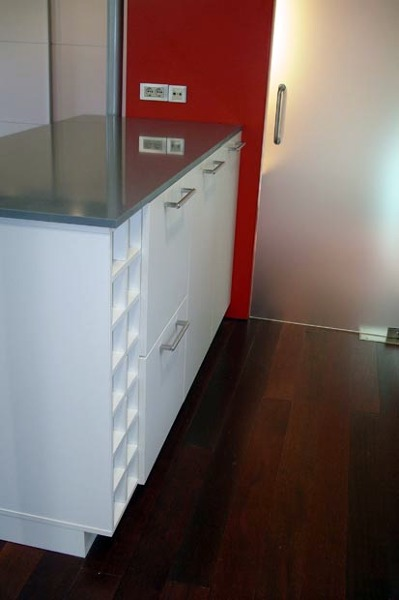 Foto: Mueble Botellero Cocina de Arquitectura Interior #204866 ...