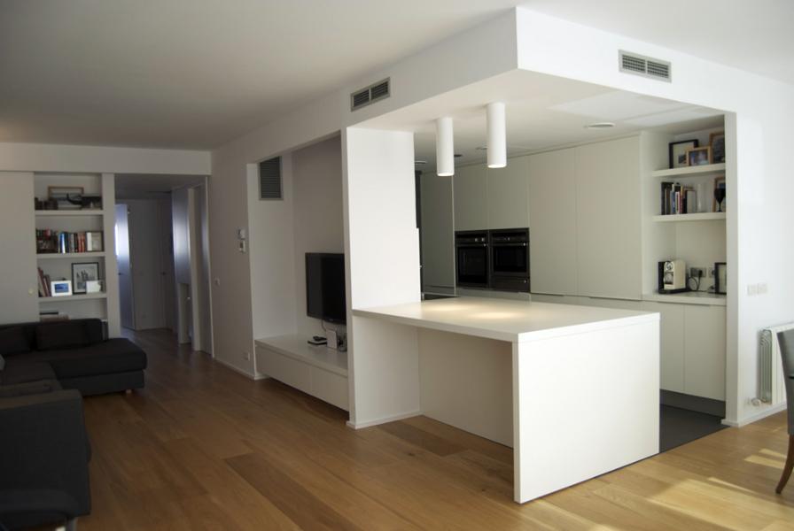 Foto mueble tv cocina de smarthome 159232 habitissimo - Mueble botellero cocina ...