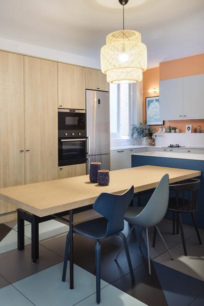Foto: Muebles Altos de la Cocina de Nimú, Equipo De Diseño #1344938 ...