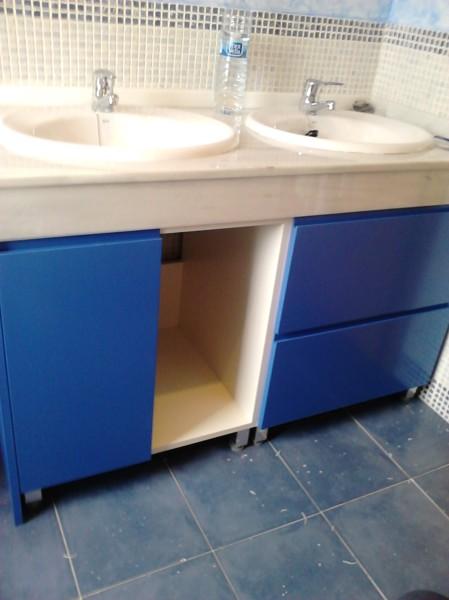 Foto muebles ba o de carpintero a domicilio 759651 - Muebles bano asturias ...
