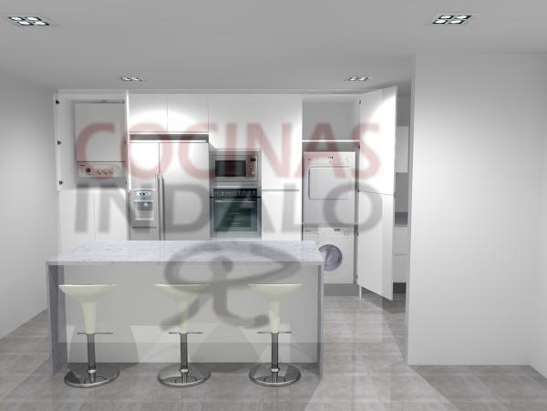 Foto: Muebles de Cocina en Almeria de Cocinas Indalo ...
