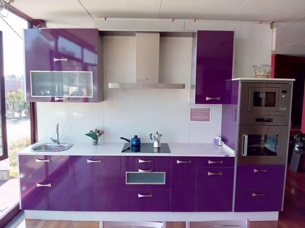 Foto muebles de cocina en postformado 6 de nova 2000 - Muebles de cocina albacete ...