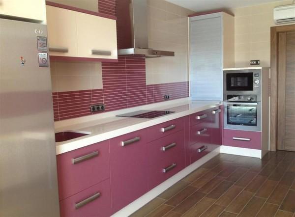 Foto muebles de cocina lacados de nova 2000 1101007 - Muebles de cocina albacete ...