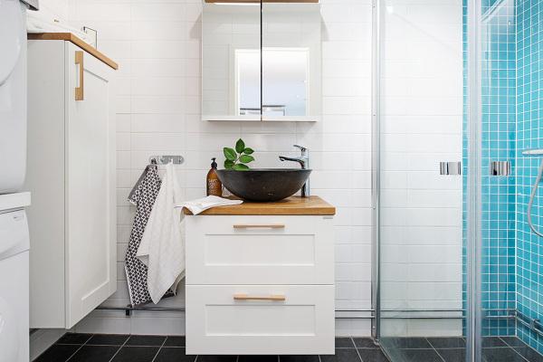 5 Trucos para aprovechar el espacio de tu baño