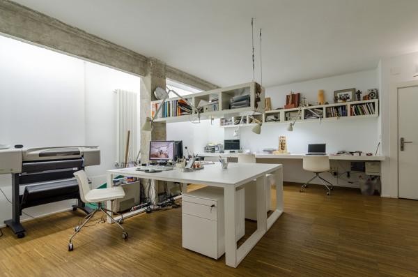 Foto nuestro estudio de arquitectura de arquitectos elsa - Estudios de arquitectura bilbao ...