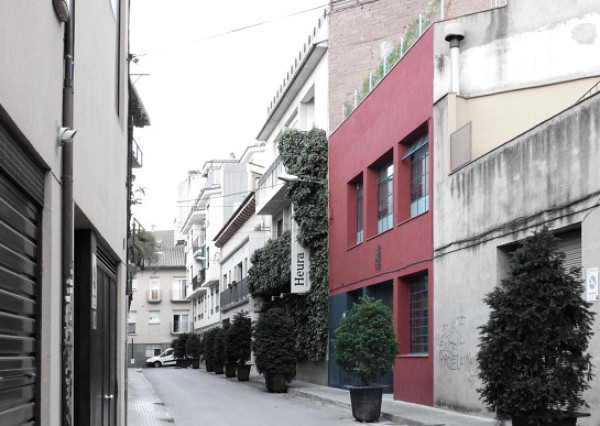 Foto nueva sede club monta a sant cugat de mcim - Arquitectura sant cugat ...
