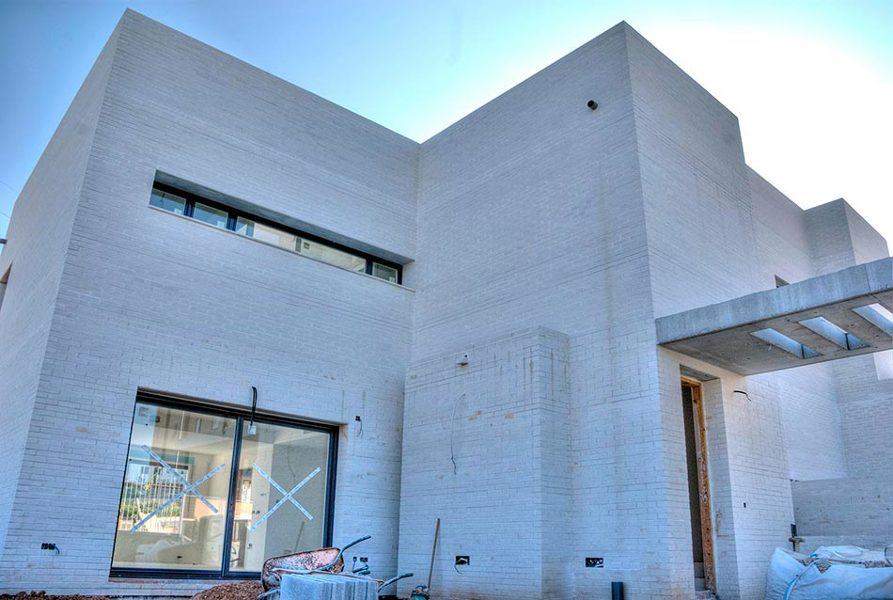 Foto obra nueva de muntasil empresa constructora for Obra nueva ensanche de vallecas