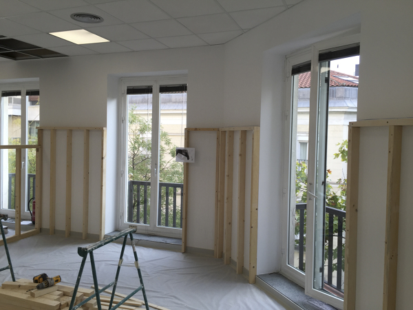 Foto oficina de reformas madrid 1065159 habitissimo for Oficinas ss madrid