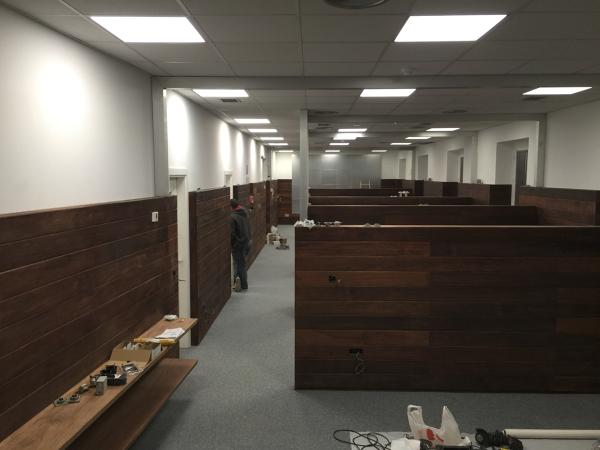 Foto oficina de reformas madrid 1065186 habitissimo for Oficinas ss madrid
