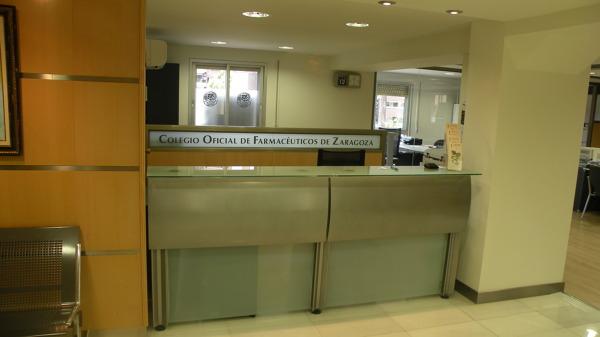 Foto oficinas en zaragoza de dm decoracion 738460 for Oficina sanitas zaragoza
