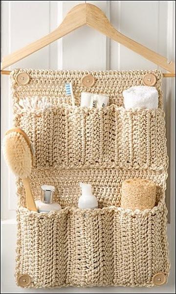 Foto  Organizador a Crochet de Irene Villaverde Basagoitia  951871 ... 5e00beab82a4
