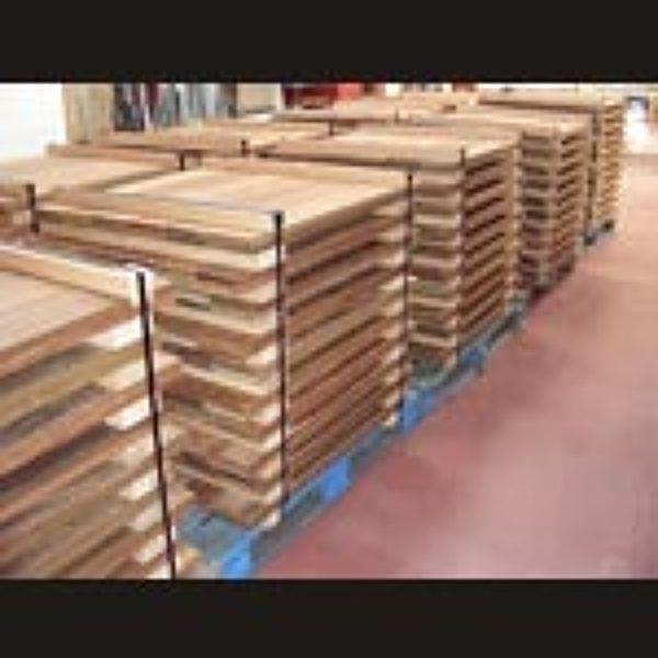 Foto paneles de madera exterior de julian reformas - Paneles madera exterior ...