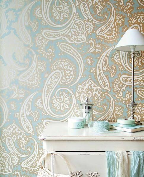 Foto papel pintado de anna gaya 906992 habitissimo for Papel pintado coruna