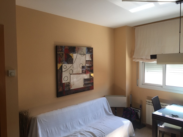 Foto paredes de color ocre mate lavable de proyectos de - Color ocre paredes ...