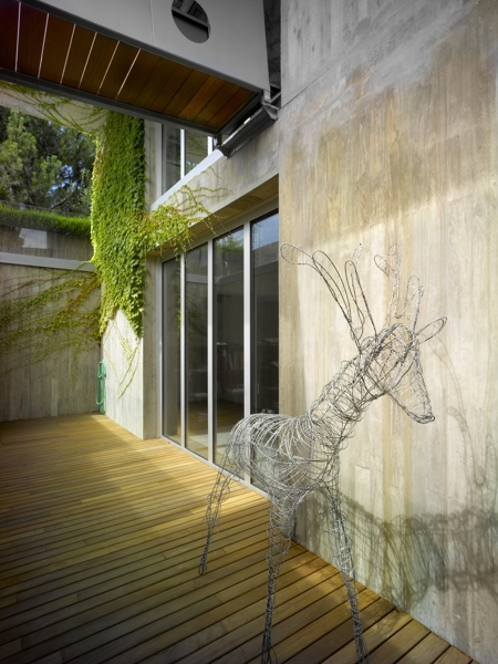 Foto patio ingl s de alberich rodriguez arquitectos - Patio ingles ...