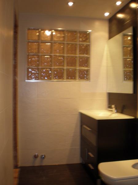 Foto paves en pared de ba o de corema construcciones - Paves en banos ...