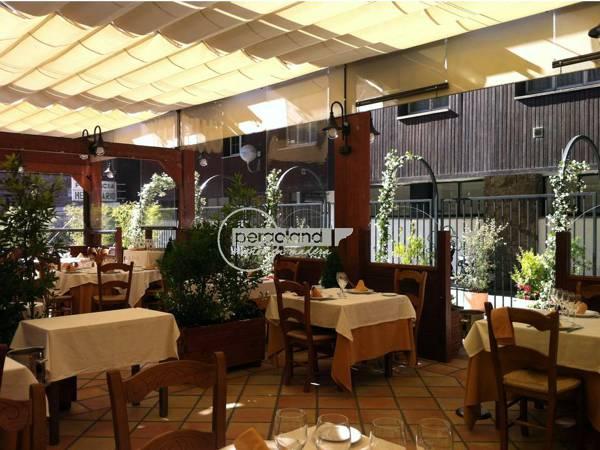foto p rgola de madera para restaurante de pergoland s l 464555 habitissimo. Black Bedroom Furniture Sets. Home Design Ideas